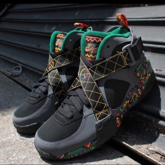 Nike Shoes | Nike Air Raid Mens Size 2
